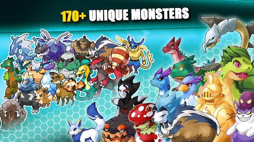 EvoCreo - Lite: A free monster battle RPG