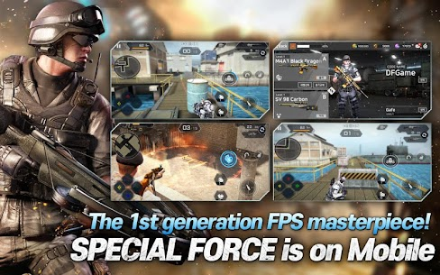 Special Force-Latest Build Hack Game Android & iOS 3