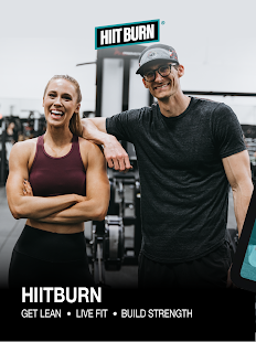 HIITBURN: Workouts From Home