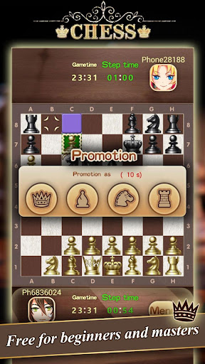 Chess Kingdom: Free Online for Beginners/Masters 5.0501 Screenshots 20