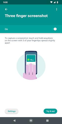 Moto Actions android2mod screenshots 4