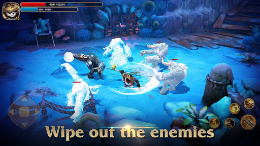 Taichi Panda: Heroes  screenshots 4