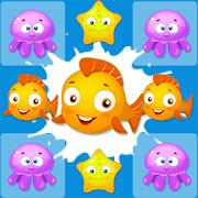 Happy Fish Ocean Match 3 Mania