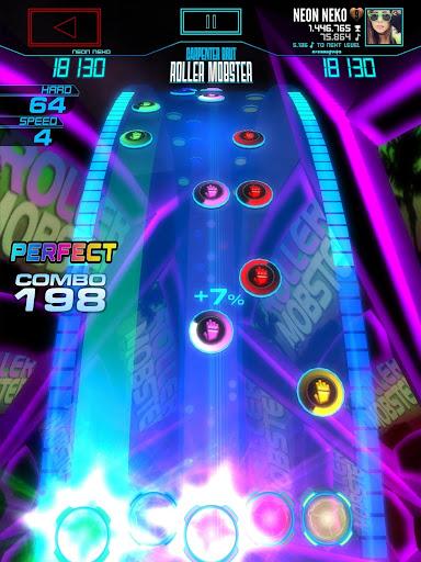 Neon FMu2122 u2014 Arcade Rhythm Game 1.8.0 screenshots 9