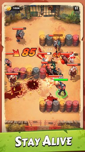 Zombie Survival: Eternal War apklade screenshots 1