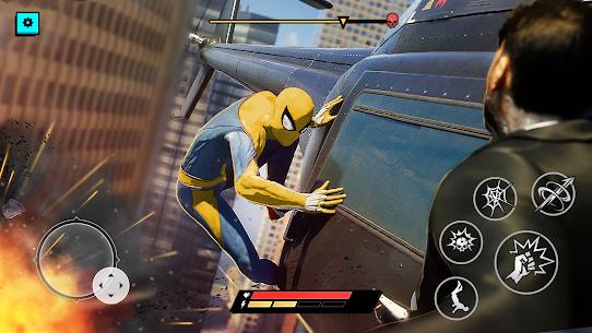 Spider Hero: Superhero Fighting 2