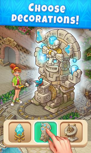 Vegamix Match 3: Adventure quest game screenshots 4