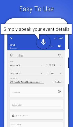 Business Calendar 2 - Agenda, Planner & Widgets 2.41.4 Screenshots 8