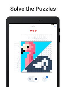 Nonogram.com – Picture cross number puzzle 7