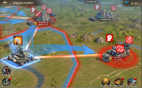 Z Day: Hearts of Heroes | MMO Strategy War 8
