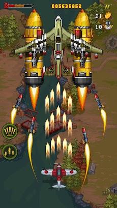 1945空軍:飛行機シューティングゲーム-無料のおすすめ画像2