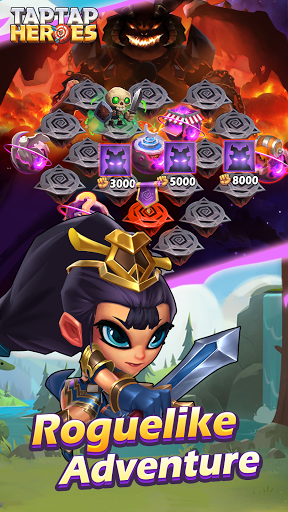 Taptap Heroes:Void Cage 1.0.0303 screenshots 8