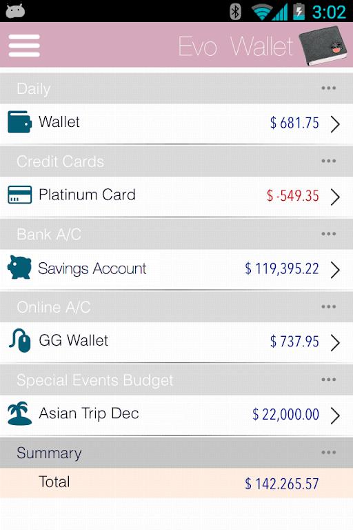 EvoWallet - Money Tracker [Premium]  poster 4