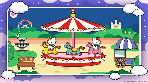 Hello Kitty: Good Night apktram screenshots 3