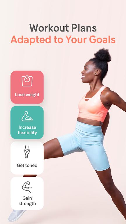 Gymondo: Fitness & Yoga. Get fit & feel happy  poster 12