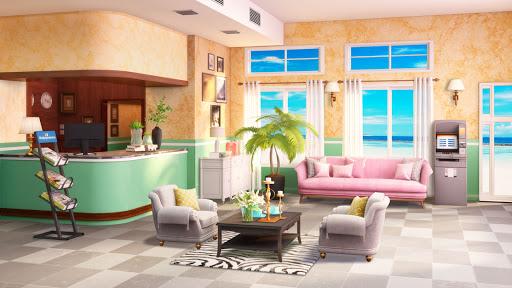 Hotel Frenzy: Design Grand Hotel Empire Apkfinish screenshots 14