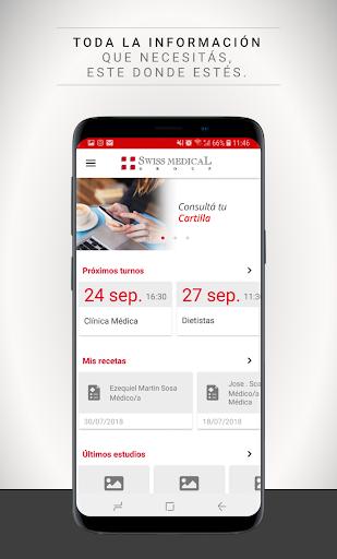 Swiss Medical Mobile Apkfinish screenshots 3