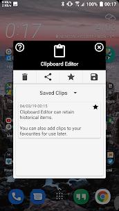 Clipboard Editor Pro APK 4