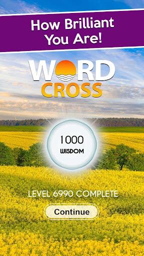 Word cross - Wordscape connect & link 1.7.1 screenshots 1