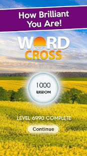 Word cross - Wordscape connect & link