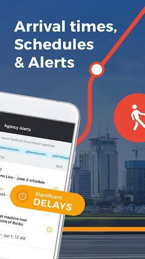 Moovit: All Local Transit & Mobility Options  Screenshots 5