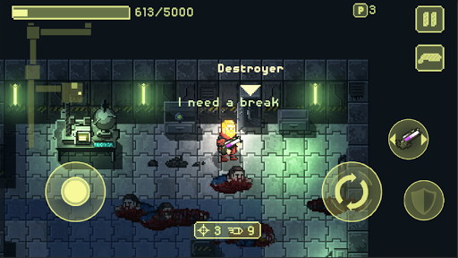 Ailment: space pixel dungeon 3.0.2 screenshots 10