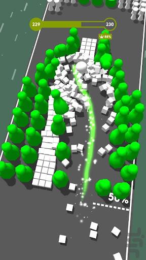 Color Crush 3D: Block and Ball Color Bump Game 1.0.4 screenshots 7