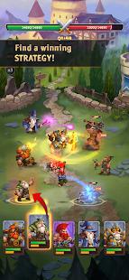 World of Heroes: RPG Idle game 0.7.0 screenshots 1