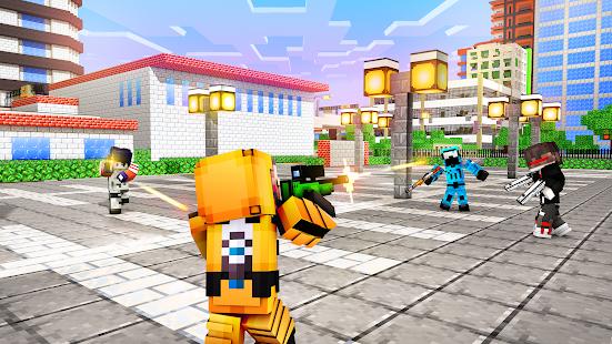 Block Guns: Online Shooter 3D
