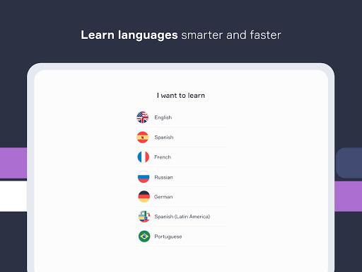 Lingvist: Learn Languages Fast screenshots 6