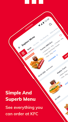 KFC Saudi - Order food online from KFC Delivery!のおすすめ画像2
