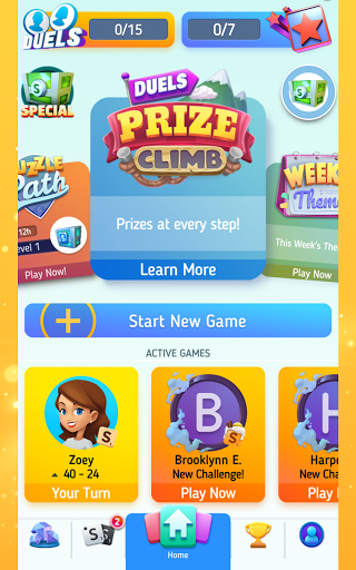 Scrabbleu00ae GO - New Word Game 1.30.2 screenshots 21