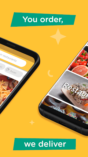 Glovo: Order Anything. Food Delivery and Much More android2mod screenshots 2