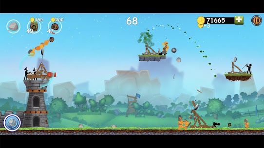 The Catapult Mod Apk – Unlimited Coins 2