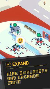 Airport Inc. – Idle Tycoon Game ✈️ Mod Apk 1.3.13 (Free Shopping) 5