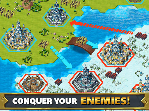 Million Lords: Kingdom Conquest - Strategy War MMO 3.0.5 screenshots 8