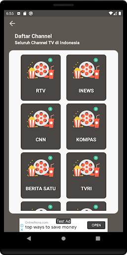 Foto do TV Indonesia Online Stream HD | TV Online Live