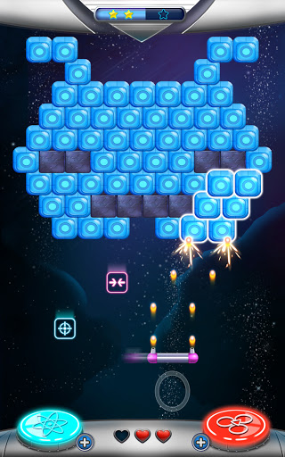 Brick Breaker Space 1.4 screenshots 7