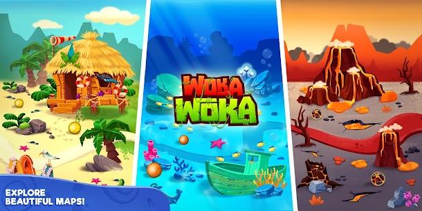 Marble Woka Woka: Marble Puzzle & Jungle Adventure 5
