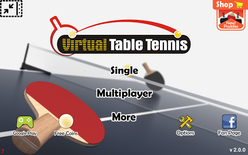 Virtual Table Tennis 2.2.0 screenshots 19