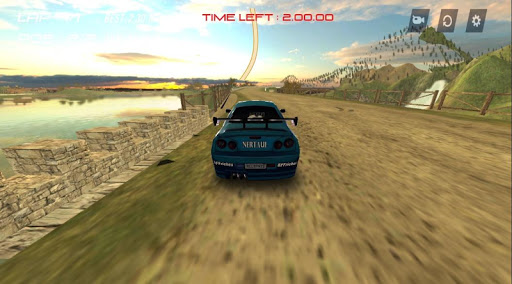 Super Rally  3D apktreat screenshots 1