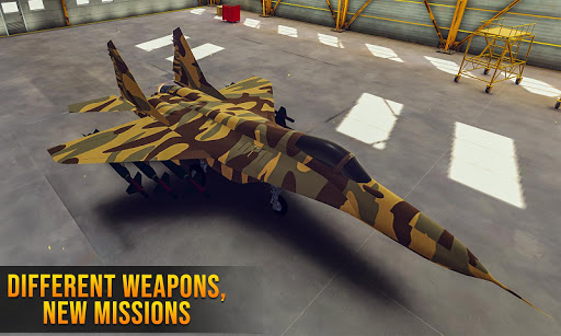 Fighter Jet Air Strike - New 2020, with VR 7.8.8 screenshots 9