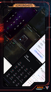 #Hex Plugin – Hysteria Day/Night for Samsung OneUI 4