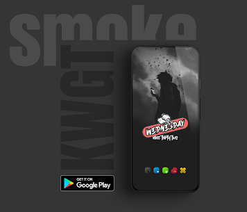 Smoke kwgt APK [Paid] Download For Android 6