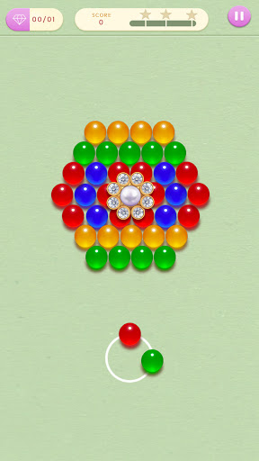 Bubble Shooter - Jewelry Maker apkmr screenshots 2