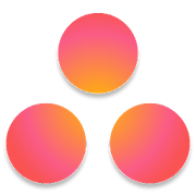 Asana: Your work manager  Icon