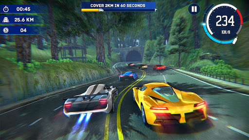 Fast Car Traffic Racing Games 2021:Free Car games 2.2.4 screenshots 3