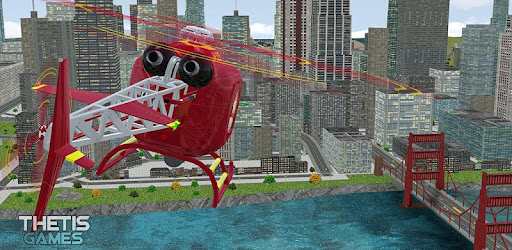 Screenshot of Helicopter Simulator SimCopter 2017 Free