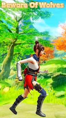 Temple Princess Endless Runのおすすめ画像4