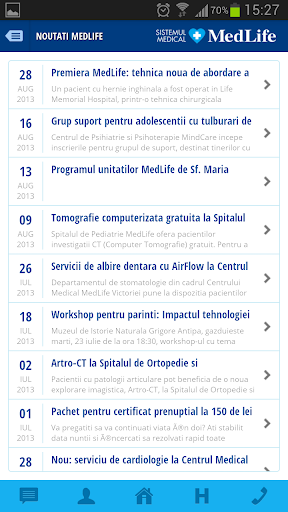 MedLife For PC Windows (7, 8, 10, 10X) & Mac Computer Image Number- 8